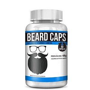 Beard Caps Intlab 60 Cápsulas