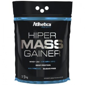 Hiper Mass Gainer Pro Series Atlhetica 3000g