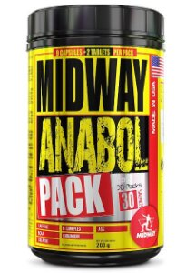 Midway Anabol Pack 30 Packs
