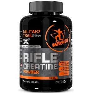 Rifle Creatine Military Trail Midway 300g