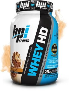 Whey HD BPI Sports Chocolate Cookies 907g