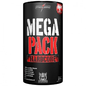 Mega Pack Hardcore Integralmédica 30 Packs