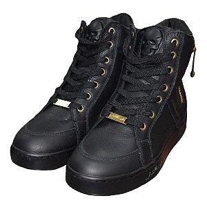 Tênis Sneakers Labellamafia 10200 Preto