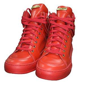 Tênis Sneakers Labellamafia 50130 Vermelho