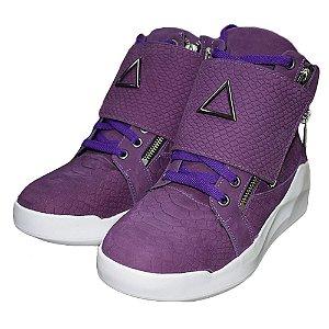 Tênis Sneakers Labellamafia 60100 Açai