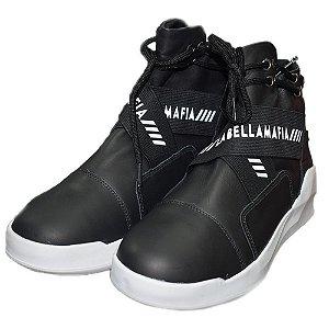 Tênis Sneakers Labellamafia 60200 Preto