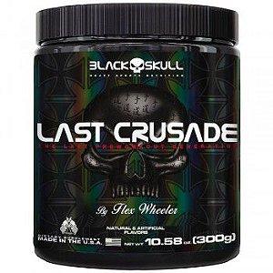 Last Crusade Black Skull 300g