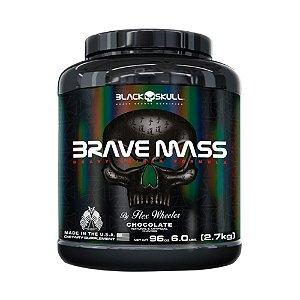 Brave Mass Black Skull 2700g