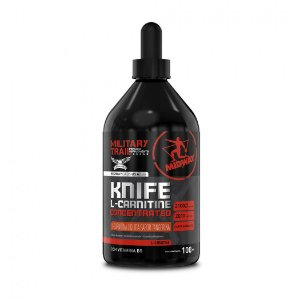 Knife L-Carnitine Concentrated Military Trail Midway Tangerina 100ml