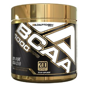 BCAA 2:1:1 Adaptogen Science 200 Cápsulas