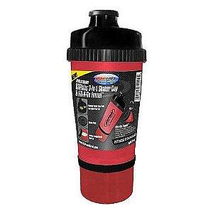 Coqueteleira Shaker Cup USP Labs 3 em 1