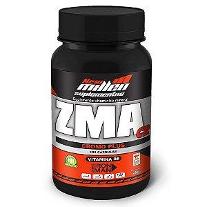 ZMA Cromo Plus New Millen 100 Cápsulas