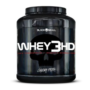 Whey 3HD Black Skull 1800g