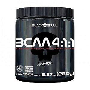 BCAA 4.1.1 Black Skull Limão 280g