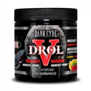 V Drol Dark Cyde Fruit Punch 300g