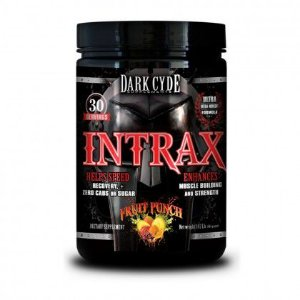 Intrax Dark Cyde Fruit Punch 450g