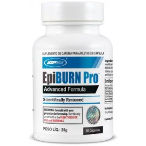 EpiBURN Pro USP Labs 60 Cápsulas