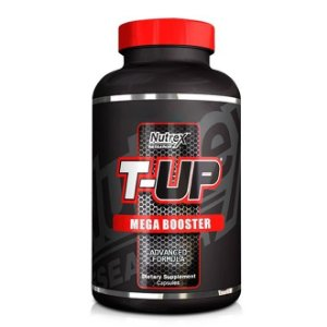 T-UP Mega Booster Nutrex 60 Cápsulas