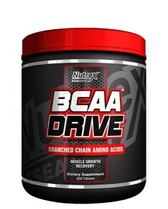 BCAA Drive Nutrex 200 Tabletes