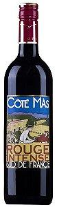 Vinho Tinto Francês Côté Mas Rouge Intense 750 ml