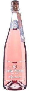 Espumante Rosé Casa Perini Aquarela Moscato 750 ml