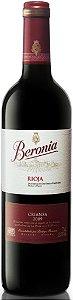 Vinho Tinto Espanhol Beronia Crianza D.O.C 750 ml