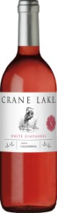 Vinho Rosé Crane Lake White Zinfandel 750 ml