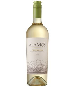 Vinho Branco Argentino Alamos Torrontés 750 ml