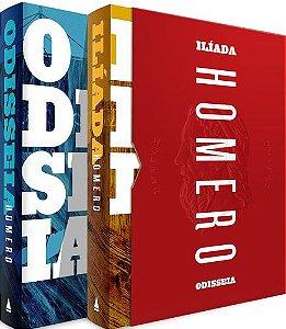 Box Odisseia e Ilíada
