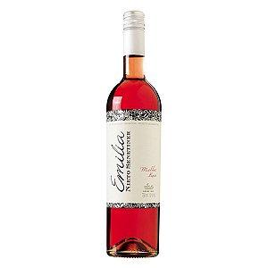 Vinho Argentino Nieto Emilia Malbec Rosé