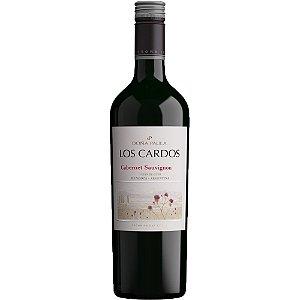 Vinho Tinto Argentino Doña Paula Los Cardos Cabernet Sauvignon 750 ml