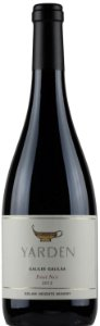 Golan Heights Winery Yarden Pinot Noir