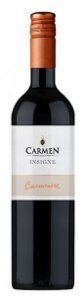 Vinho Tinto Chileno Carmen Insigne Carmenere 750 ml
