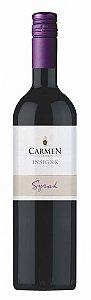 Vinho Tinto Chileno Carmen Insigne Syrah 750 ml