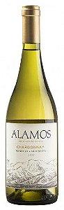 Vinho Branco Argentino Alamos Chardonnay 750 ml