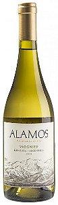 Vinho Branco Argentino Alamos Viognier 2015 750 ml