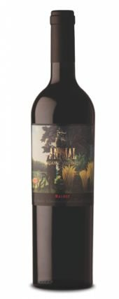 Vinho Tinto Argentino Animal Malbec 750 ml