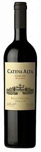 Vinho tinto Argentino Catena Alta Malbec 2014