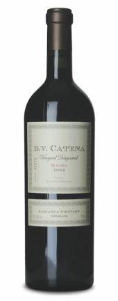 Vinho Tinto Argentino DV Catena Malbec Adrianna 2011 750 ml
