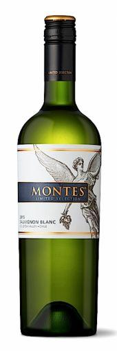 Montes Selección Limitada Sauvignon Blanc 2014