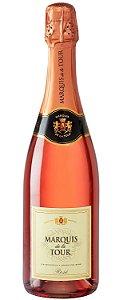 Esumante Francês Marquis de la Tour Brut Rosé 750 ml