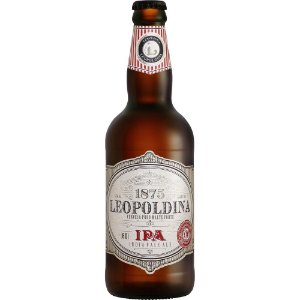 Cerveja Leopoldina IPA Indian Pale Ale 500 ml