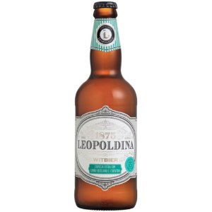 Cerveja Leopoldina Witbier 500 ml