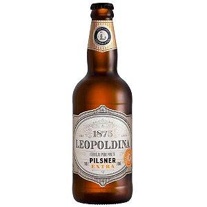 Cerveja Leopoldina Pilsner Extra