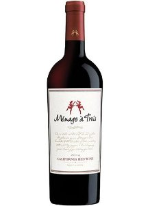 Vinho Tinto Trinchero Ménage à Tróis Red Blend 750 ml