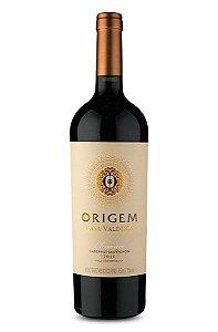 Vinho Tinto Casa Valduga Origem Cabernet Sauvignon Demi-sec 750 ml