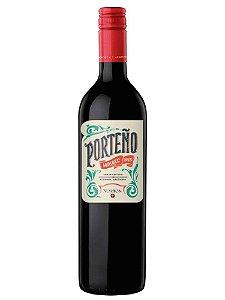 Vinho Tinto Argentino Porteño Malbec 750 ml