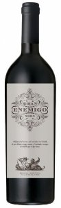 Vinho Tinto Argentino Gran Enemigo 750 ml
