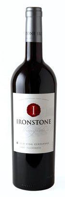 Ironstone Old Vine Zinfandel