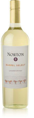 Vinho Branco Norton Barrel Select Chardonnay